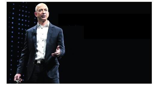 Estimated at $99 billion, Jeff Bezos's fortune can be explained by the rise in his company's share price. Twenty-one years after its creation, Amazon is more than ever the undisputed leader in e-commerce.