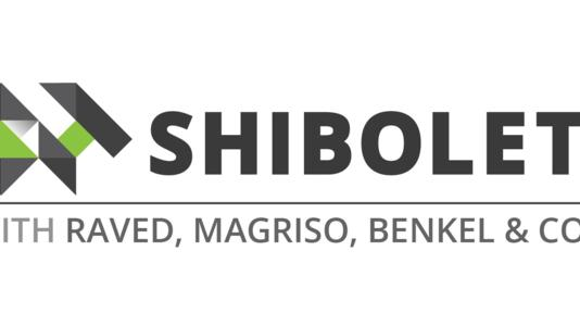 Two leading Israeli law firms have merged to form a top five law firm. Shibolet & Co. and Raved Magriso Benkel & Co. have announced that they have merged as of the end of 2017.