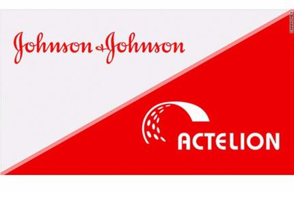 Johnson and Johnson Closes Acquisition of Actelion