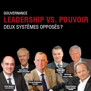 Leadership Vs. Pouvoir