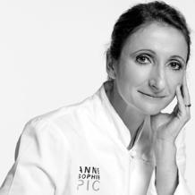 The granddaughter and daughter of Michelin starred chefs, Anne-Sophie Pic has upheld the family tradition with the three stars she won in 2007. In the kitchen she juggles personal inspiration with a collaborative approach.
