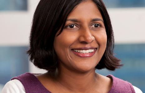 In the City, the new managing partner of the firm is the finance expert Jayanthi Sadanandan.