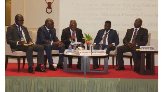 On July 19th in the capital of Chad, Ndjamena, the secretary general of the bank commission in central Africa (COBAC) held their justice and banking within the CEMAC zone forum, presided by the COMAC president and introduced by Tchad's minister of finance.