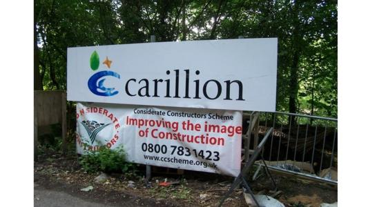 The UK's second-largest construction firm, Carillion, has gone into liquidation after talks with the government failed to find a solution to its financial problems.