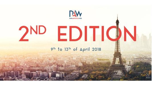 After The Success Of Its Inaugural Edition In 2017, The Second Annual Paris  Arbitration Week