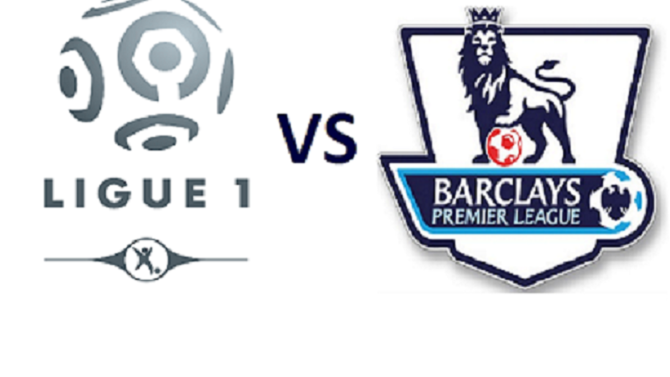 Image result for ligue 1 and premier league logo